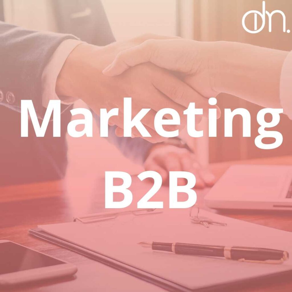 ¿Qué es Marketing B2B? - Daniela Montenegro