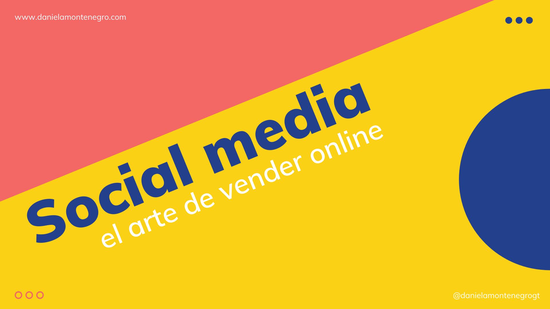 Social media y ads URL